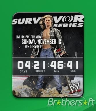 AFFICHE SURVIVOR SERIES