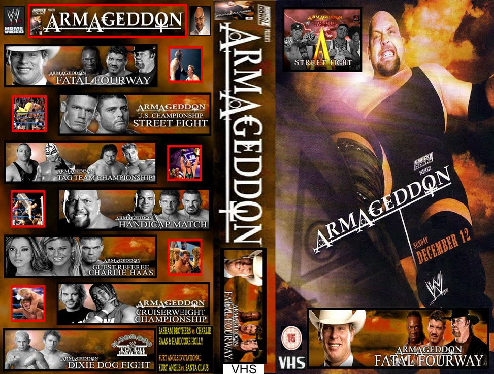 Inside #1's Favorites: Armageddon (2004) in General Discussion ...