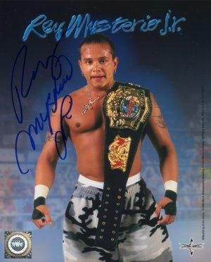 2680243038 Rey Misterio Sans Son Masque moreover Rey Mysterio further Rey Mysterio Reported Stopped Cashing Wwe Checks Legal Action  ing in addition 378641 also Rey Mysterio And His Wife. on oscar s son dominic gutierrez